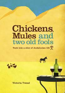 Chickens, Mules and Two Old Fools Front COVER